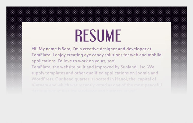 How to Make Your Resume Design Outstanding AmoLink