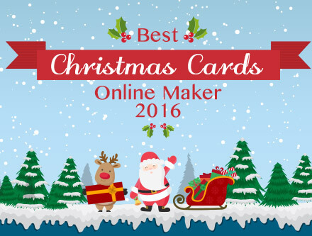 Christmas card maker online juvecenitdelacabrera christmas card maker online reheart Choice Image
