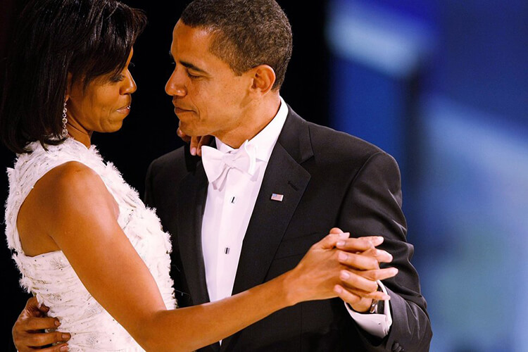 Barack and Michelle Obama pic 4