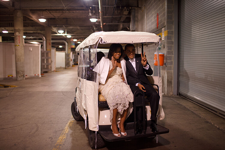 Barack and Michelle Obama pic 5