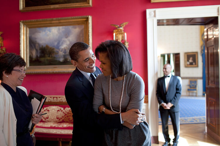Barack and Michelle Obama pic 7