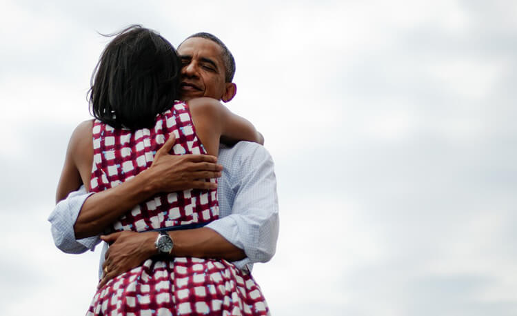 Barack and Michelle Obama pic 8