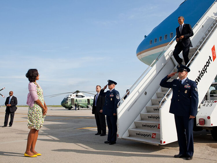 Barack and Michelle Obama pic 10