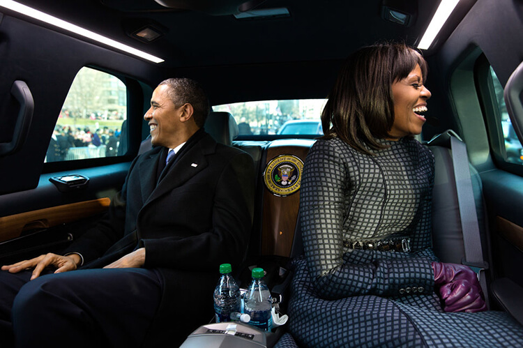 Barack and Michelle Obama pic 11