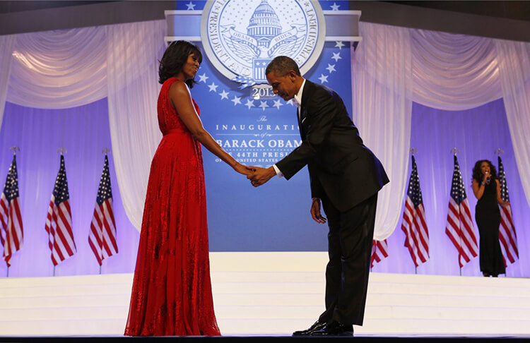 Barack and Michelle Obama pic 15