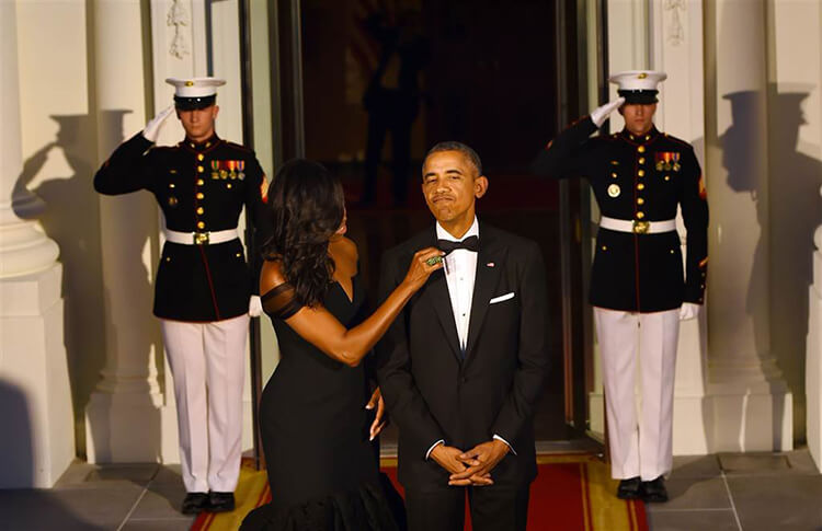 Barack and Michelle Obama pic 17