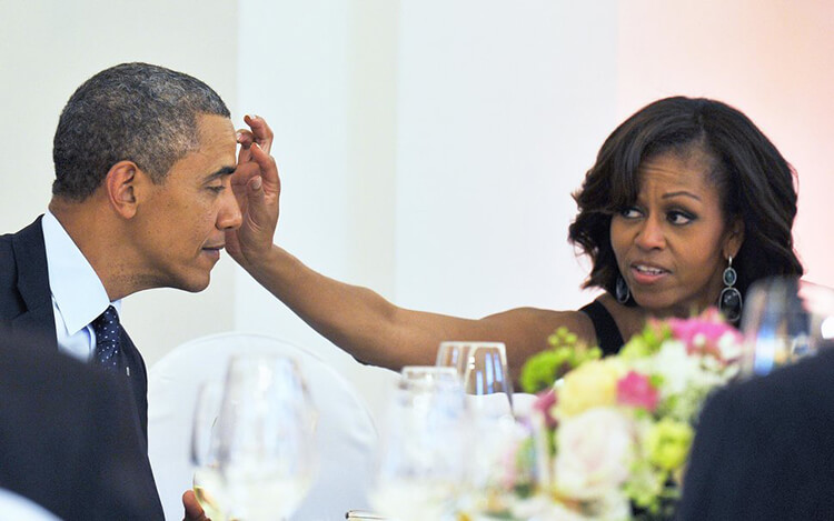 Barack and Michelle Obama pic 19