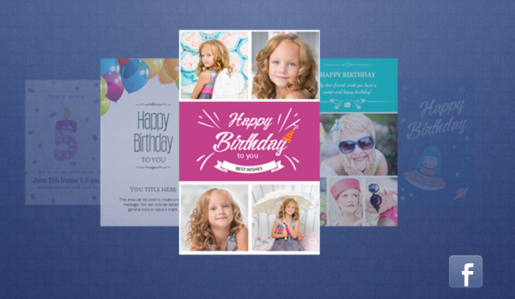 Happy Photo Birthday Cards Pic Banner