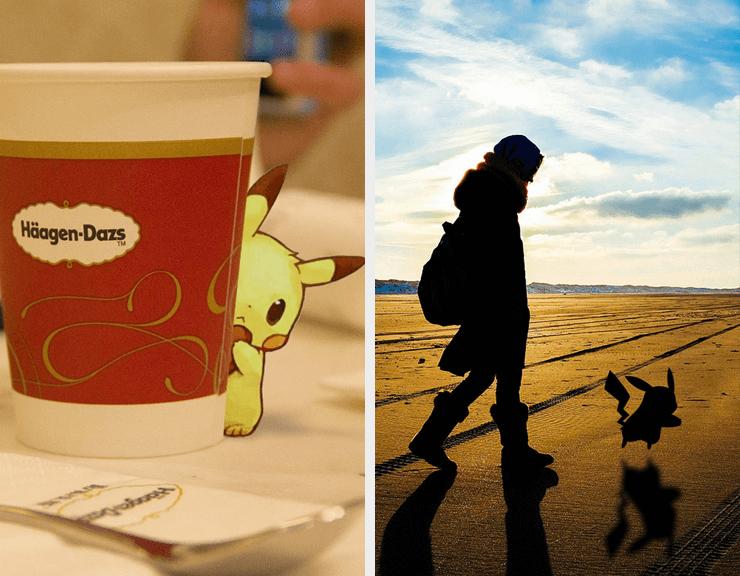Strange Light Your Cards With Funny Pokemon Amolink Personalised Birthday Cards Sponlily Jamesorg