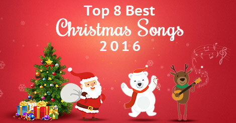 top 8 christmas songs 2016 amolink